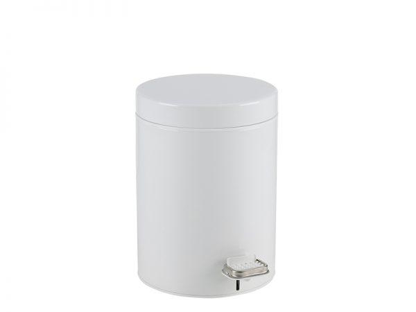 08500003 - Χαρτοδοχείο 8 lit Λευκό