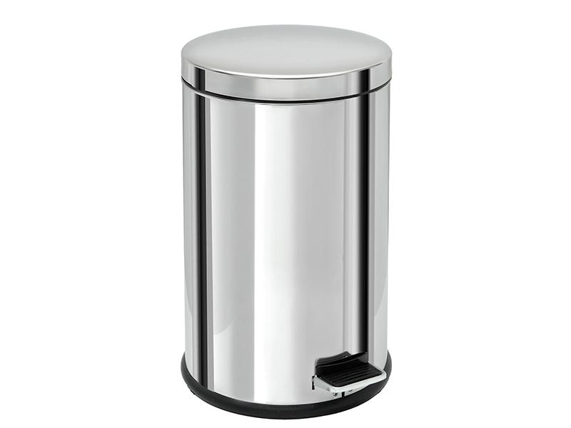 30700001 - Επαγγελματικός Κάδος Απορριμμάτων 30 lit Inox