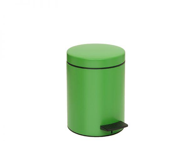05096133 - Χαρτοδοχείο 5 lit Soft Close Πράσινο Ματ