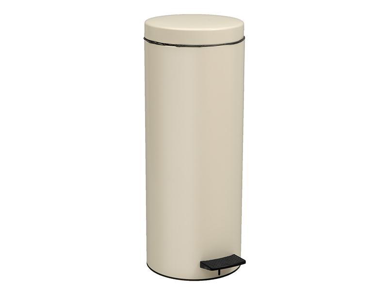162053703 - Χαρτοδοχείο 16 lit Soft Close Ivory Ματ