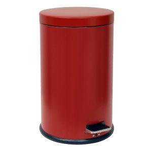 30700503 - Επαγγελματικός Κάδος 30 lit Κόκκινο Ματ