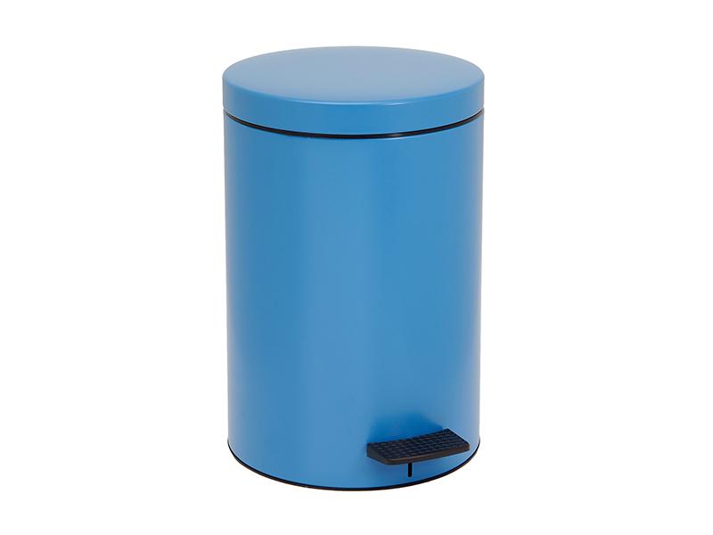 12090123 - Χαρτοδοχείο 12 lit Μπλε Ματ