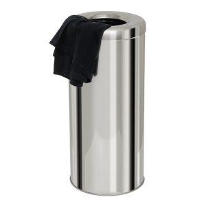 292557001 - Καλάθι Απλύτων 30 lit Inox