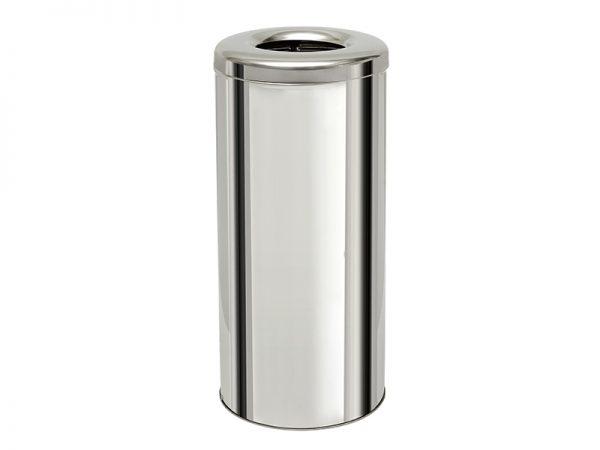 302557001 - Καλάθι Απορριμμάτων 30 lit Inox