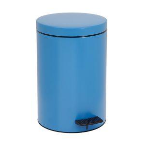 12090123 - Χαρτοδοχείο 12lit Μπλε Ματ