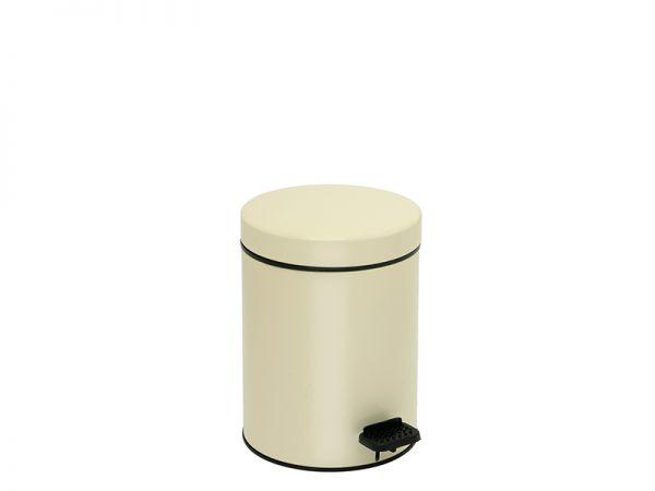 03605703 - Χαρτοδοχείο 3 lit Soft Close Ivory Ματ