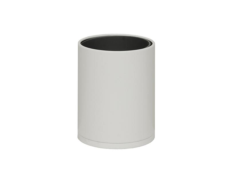 91033 - Ποτηροθήκη Μπάνιου Λευκή Ματ