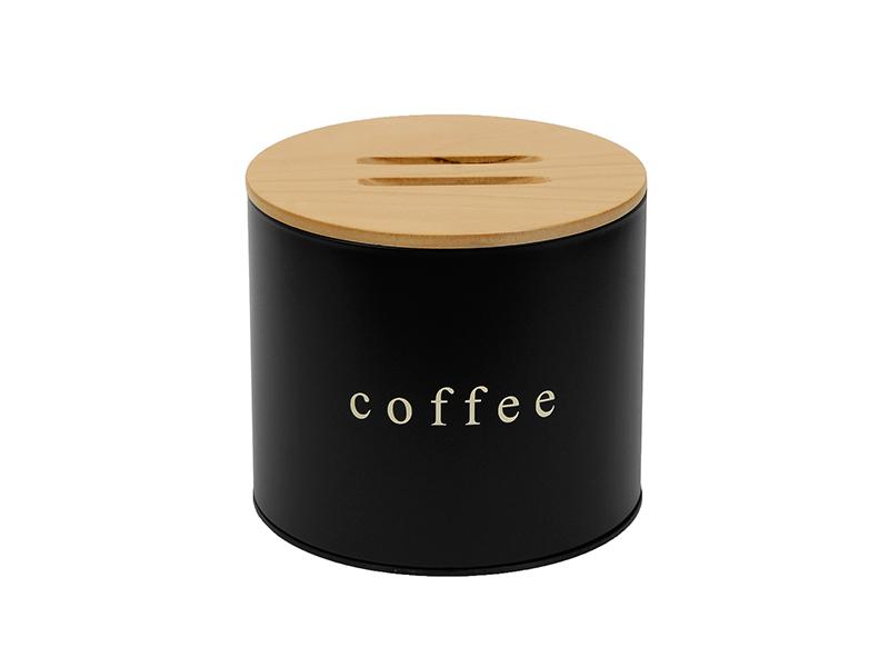 CF1816403 - Θήκη για Καφέ Μαύρη Ματ