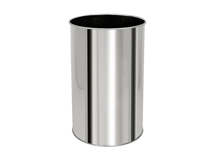 302845001 - Καλάθι Αχρήστων 30 lit Inox