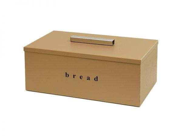 402216173 - Ψωμιέρα Κουζίνας Μεταλλική Χρυσή