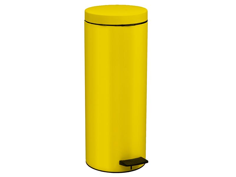 162053603 - Χαρτοδοχείο 16 lit Soft Close Κίτρινο